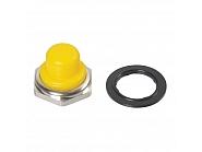 U16545 Przykrywka wyłącznika ciśnieniowego, żółta, 12 mm