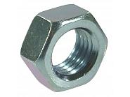 934716UNCP001 Nakrętka UNC kl. 8 ocynk Kramp, 7/16'', 11,11 mm, gruby skok gwintu