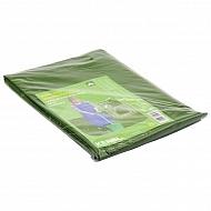 VV1070 Fartuch ochronny dojarza, zielony, 100 x 125 cm