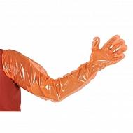 HS15364 Rękawice jednorazoaw Basic, 90cm, op. 100 szt.