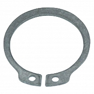 47108 Pierścień zabezpieczający zewnętrzny Kramp, 8 mm
