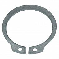 47106RVS Pierścień zabezpieczający zewnętrzny RVS Kramp, 6 mm - nierdzewny
