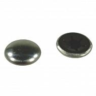 SL04KAPRVS Pierścień zabezpieczający z łbem soczewkowym Starlock V2A, 4 mm - nierdzewny