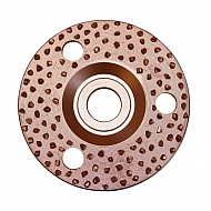 HUW34018 Tarcza do korekcji racic, 115 mm