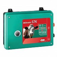 350728 Treser elektryczny dla bydła AKOtronic S7K
