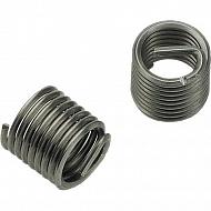 540505320 Tulejki gwintowane do naprawy gwintów Helicoil V-Coil, M14 x 1,25 x 12,4