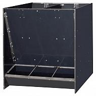 16180110232 Automat paszowy tucznikowy, na sucho, trzystanowiskowy, 2-stronny AP3T/2