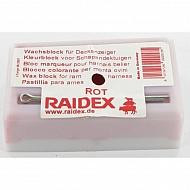 VV8035 Kreda znakująca - Raidex czerwona
