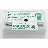 VV8036 Blok wosk. do znakowania Raidex metal.zielony