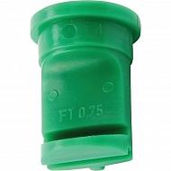 FT075348 Dysza płaskostrumieniowa FT140° jasno zielona, tworzywo sztuczne