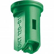 IDKT120015POM Dysza wtryskiwacza IDKT 120° zielona, tworzywo sztuczne