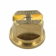 ES8001MS Dysza płaskostrumieniowa ES 80° 01 mosiężna