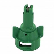 AIC110015VS Dysza wtryskiwacza AIC110° zielona V2A, nierdzewna