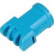 AITTJ6011010VP Podwójna dysza iniektora AITTJ 110° jasnoniebieska, tworzywo sztuczne