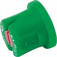 ADE110GREEN Dysza płaskostrumieniowa ADE 110° zielona, ceramiczna