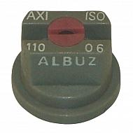 AXI11006 Dysza płaskostrumieniowa AXI 110° szara ceramiczna