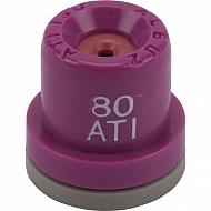ATI80025 Dysza o pustym stożku ATI 80° fioletowa, ceramiczna
