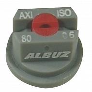 AXI8006 Dysza płaskostrumieniowa AXI 80° szara ceramiczna