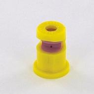APMYELLOW Dysza płaskostrumieniowa APM żółta ceramiczna