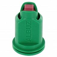CVITWIN110015 Dysza wtryskiwacza 110°, ceramiczna, zielona