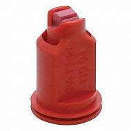 CVITWIN11004 Dysza wtryskiwacza 110°, ceramiczna, czerwona