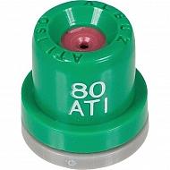 ATI80015 Dysza o pustym stożku  ATI 80° zielona ceramiczna