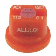 ADI11001 Dysza płaskostumieniowa ADI110° pomarańczowa ceramiczna