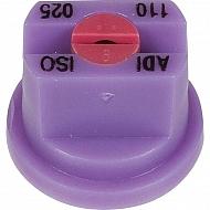 ADI110025 Dysza płaskostrumieniowa DI110° fioletowa ceramiczna