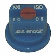 AXI8003 Dysza płaskostrumieniowa AXI 80° niebieska ceramiczna