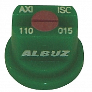 AXI110015 Dysza płaskostrumieniowa AXI 110° zielona ceramiczna