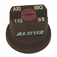 AXI11005 Dysza płaskostrumieniowa AXI 110° brązowa ceramiczna