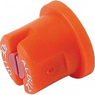 ADE110ORANGE Dysza płaskostrumieniowa ADE 110° pomarańczowa ceramiczna
