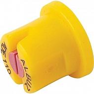 ADE110YELLOW Dysza płaskostrumieniowa ADE 110° żółta ceramiczna