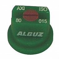 AXI80015 Dysza płaskostrumieniowa AXI 80° zielona ceramiczna