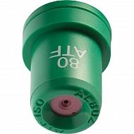 ATF80015 Dysza pełnostożkowa 80° 015, zielona ceramiczna