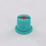 APE110TURQUOISE Dysza płaskostrumieniowa APE 110°  jasnoniebieska ceramiczna