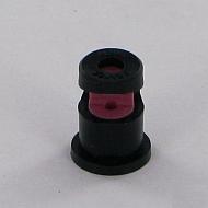 APMBLACK Dysza płaskostrumieniowa APM czarna ceramiczna