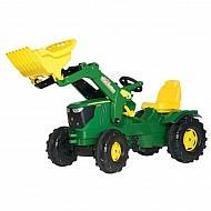 R61109 Traktor RollyFarmtrac John Deere 6210 z ładowaczem