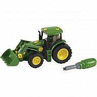 KL3903 Traktor John Deere z ładowaczem czołowym