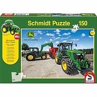 SH56045 Puzzle traktory serii 5M