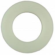 125A8N Podkładka płaska nylon Kramp, M8, 16,0 mm