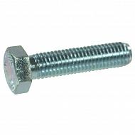 9331265 Śruba cały gwint kl. 8.8 ocynk Kramp, M12x65 mm