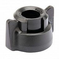 ZF492 Klapka dyszy czarna D = 13mm