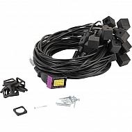 46732010100 Kabel przyłączeniowy 7 hydr. funk.3 m