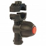 402225V Uchwt dyszy prosty 1-prz.dyszy 20 mm