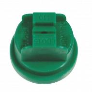 LD110015 Dysza płaskostrumieniowa LD 110° zielona z tworzywa sztucznego