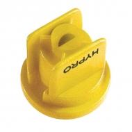 LD11002 Dysza płaskostrumieniowa LD 110° żółta tworzywo sztuczne