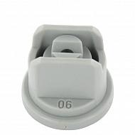 SM8006POM Dysza płaskostrumieniowa SprayMax 80° szara