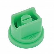 SM110015POM Dysza płaskostrumieniowa SprayMax 110° zielona tworzywo sztuczne
