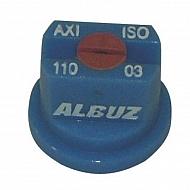 AXI11003 Dysza płaskostrumieniowa AXI 110° niebieski ceramika
